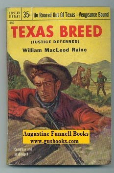 Image for Texas Breed