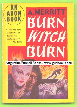 Image for Burn Witch, Burn
