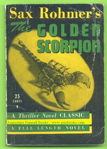 Image for The Golden Scorpion