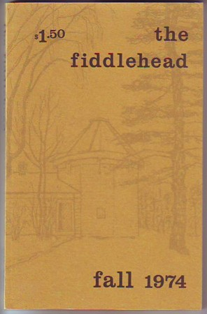 Image for THE FIDDLEHEAD, Fall 1974, #103