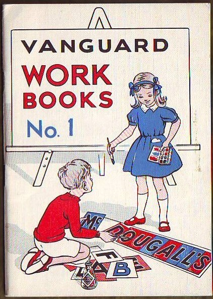 Image for Vanguard Work Books No. 1