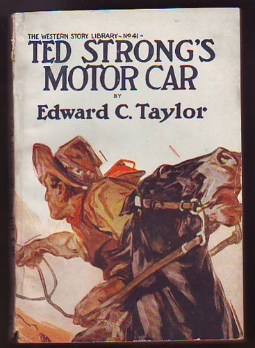 Image for TED STRONG'S MOTOR CAR, or, Fast and Furious