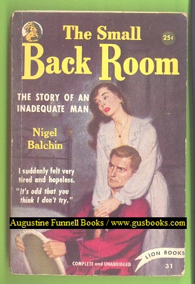 Image for The Small Back Room