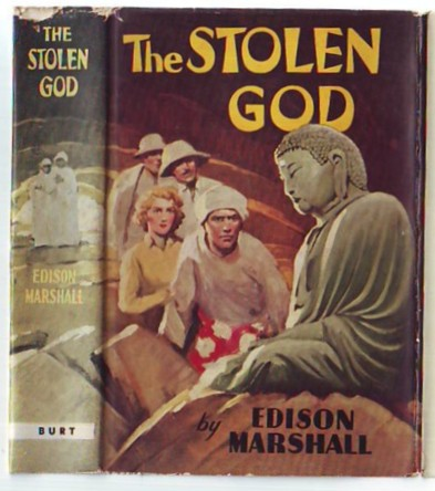 Image for The Stolen God