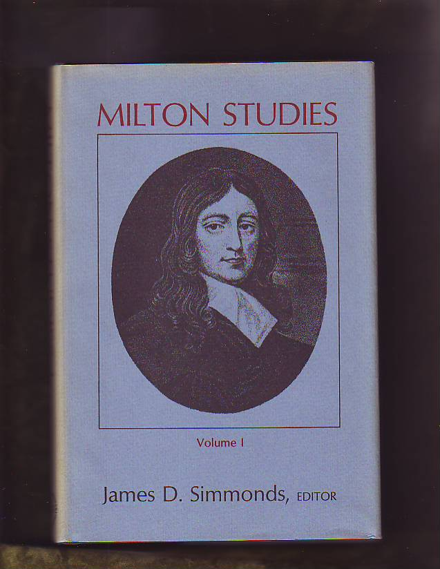 Image for Milton Studies I