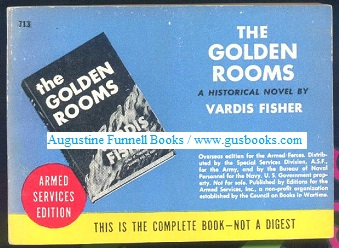 Image for The Golden Rooms