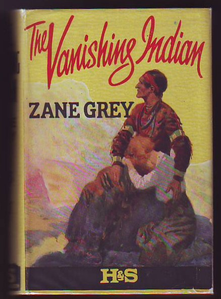 Image for THE VANISHING INDIAN (The Vanishing American)