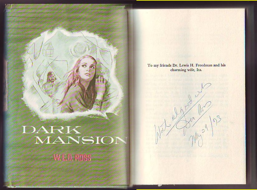 Image for Dark Mansion (signed)