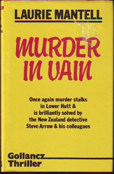 Image for Murder in Vain