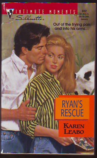 Image for Ryan's Rescue (signed)