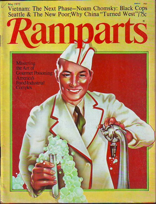 Image for Ramparts, Vol. 10, No. 11, May 1972