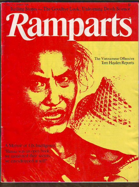 Image for Ramparts, Vol. 11, No. 2, August/Aug. 1972