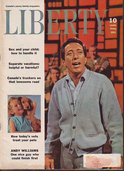 Image for Liberty, June 1963