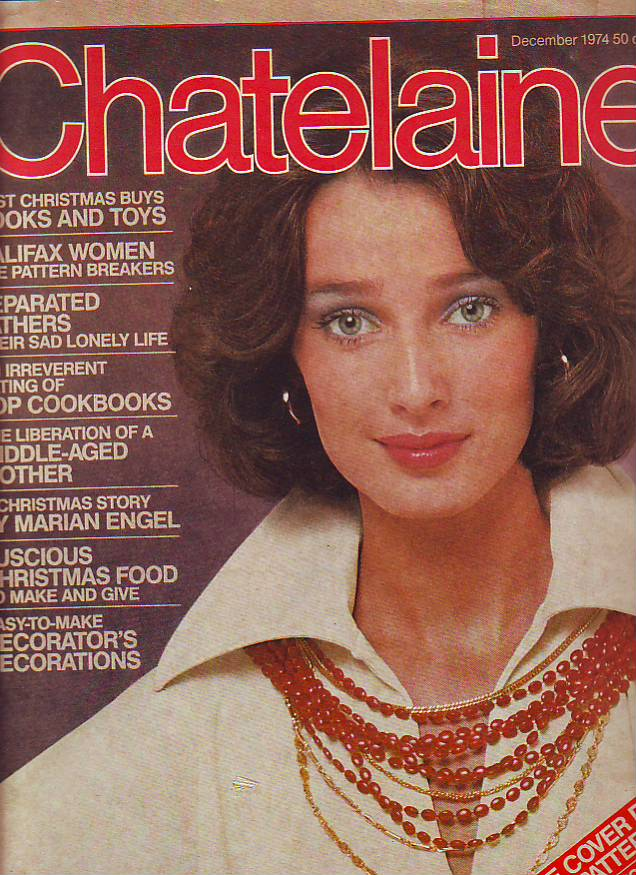 Image for Chatelaine, December/Dec. 1974