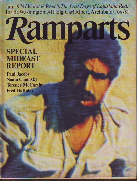Image for Ramparts, Vol. 12, No. 6, January/Jan. 1974
