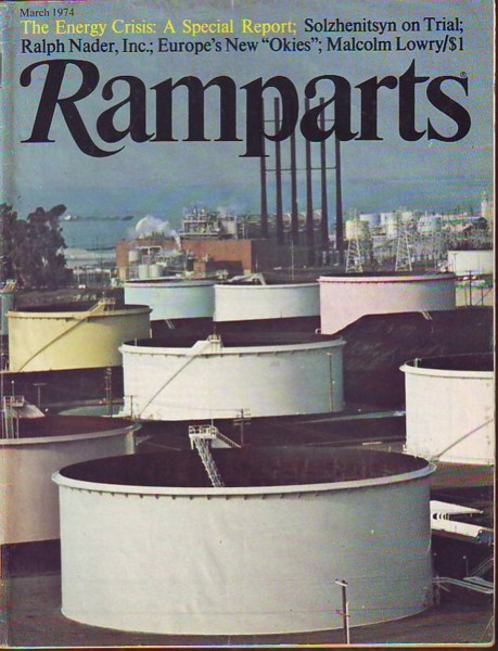 Image for Ramparts, Vol. 12, No. 8, March/Mar. 1974