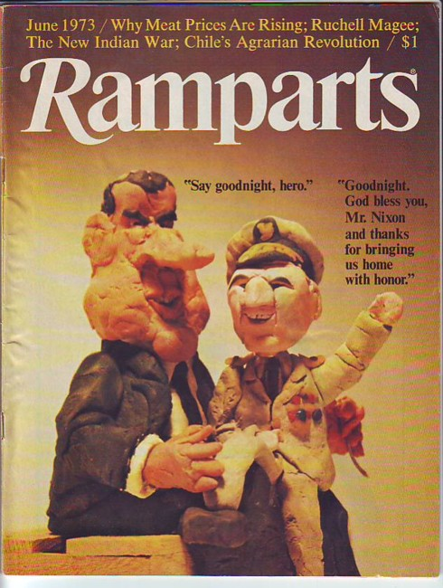Image for Ramparts, Vol. 11, No. 12, June 1973