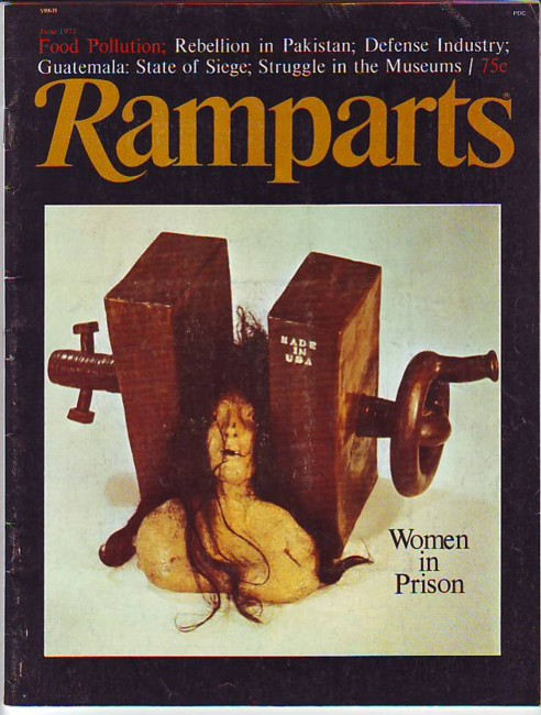 Image for Ramparts, Vol. 9, No. 11, June 1971