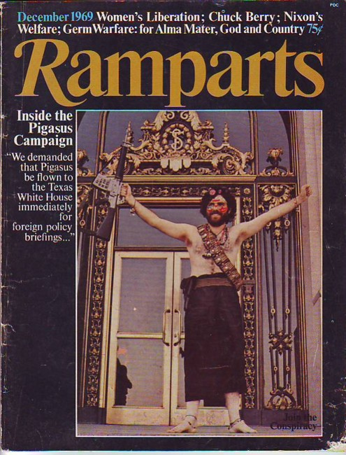 Image for Ramparts, Vol. 8, No. 6, December/Dec. 1969