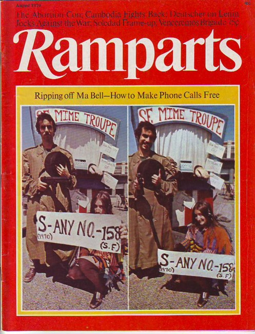 Image for Ramparts, Vol. 9, No. 2, August/Aug. 1970