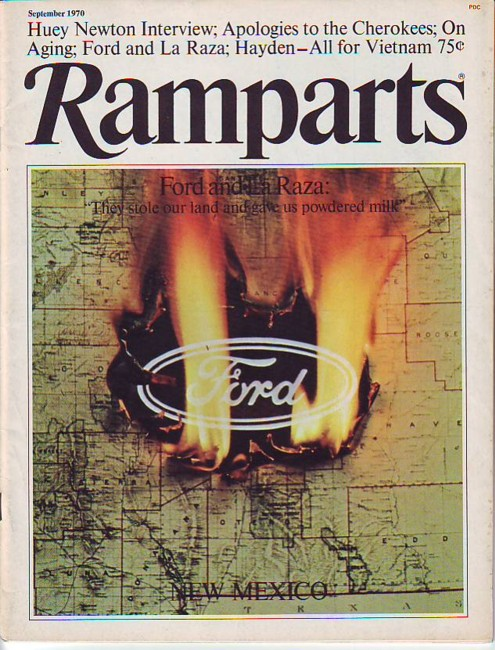 Image for Ramparts, Vol. 9, No. 3, September/Sept. 1970