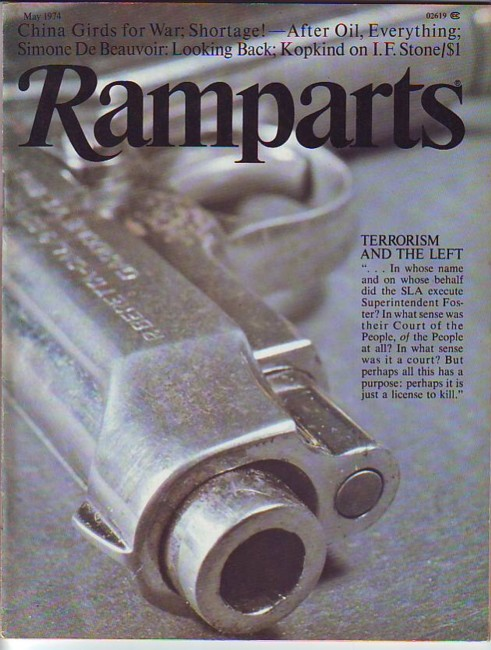 Image for Ramparts, Vol. 12, No. 10, May 1974