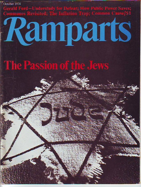 Image for Ramparts, Vol. 13, No. 3, October/Oct. 1974