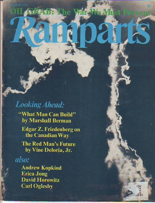 Image for Ramparts, Vol. 13, No. 6, March 1975