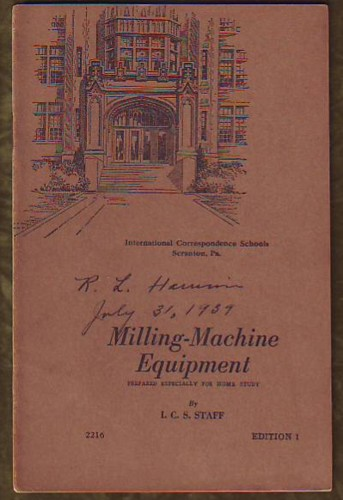 Image for Milling-Machine Equipment