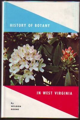 Image for A History of Botany in West Virginia
