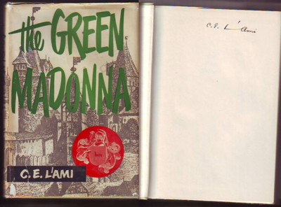 Image for The Green Madonna (signed)