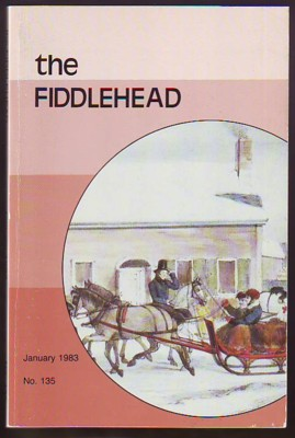 Image for The Fiddlehead, January 1983, No./Number 135