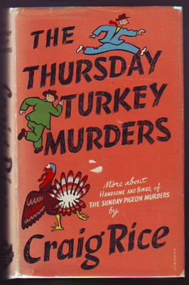 Image for The Thursday Turkey Murders