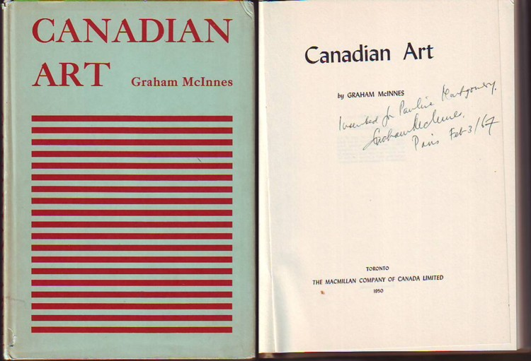 Image for Canadian Art (signed)