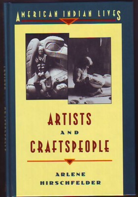 Image for American Indian Lives:  Artists and Craftspeople