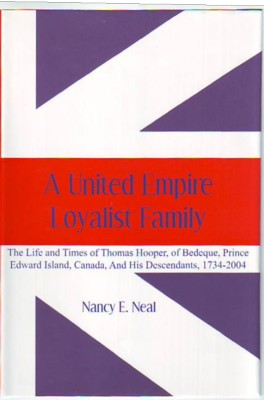 Image for A United Empire Loyalist Family (signed)