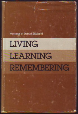 Image for Living Learning Remembering (signed)