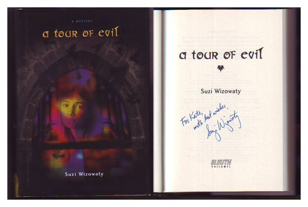 Image for A Tour of Evil (signed)
