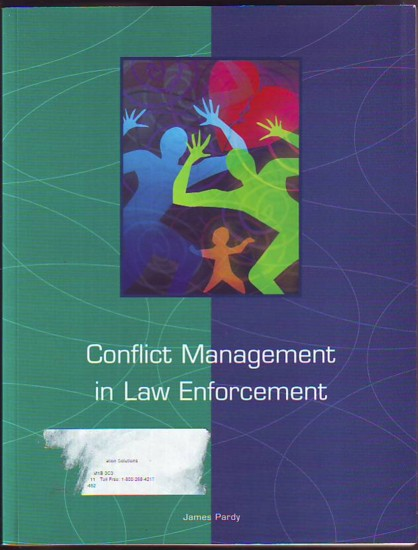 Image for Conflict Management in Law Enforcement
