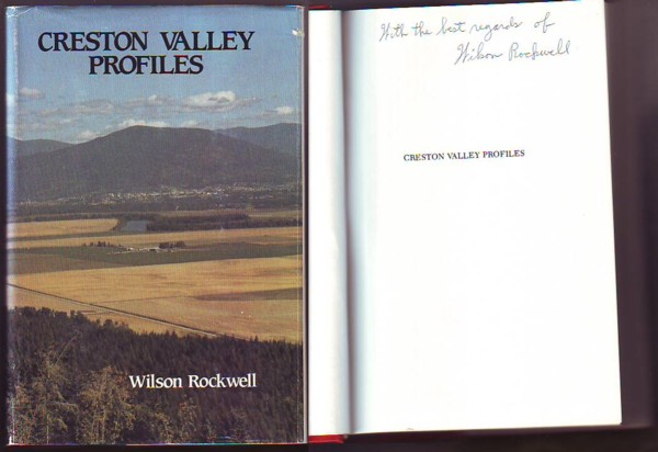 Image for Creston Valley Profiles (signed)