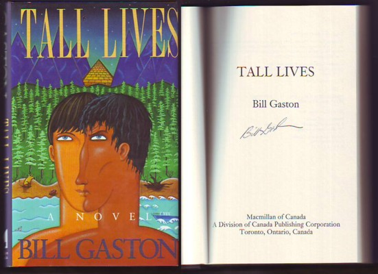 Image for Tall Lives (signed)