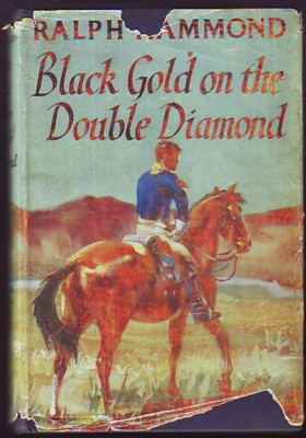 Image for Black Gold on the Double Diamond