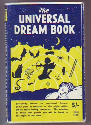 Image for THE UNIVERSAL DREAM BOOK of Dreams and Their Interpretations