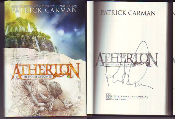 Image for Atherton:  The House of Power (signed)