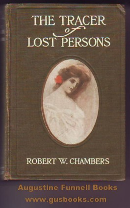 Image for The Tracer of Lost Persons