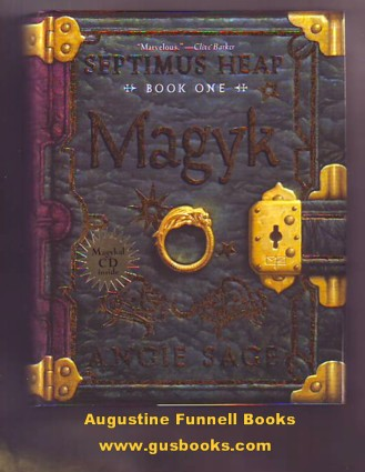Image for Septimus Heap, Book One:  MAGYK