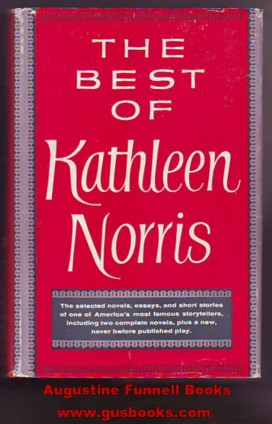 Image for The Best of Kathleen Norris (includes 'Mothers' and 'The American Flaggs')