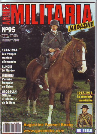 Image for Armes Militaria Magazine, No. 95, Juin 1993