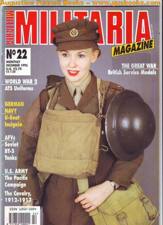 Image for Militaria Magazine, No. 22, December 1995