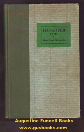 Image for Hangover 1936